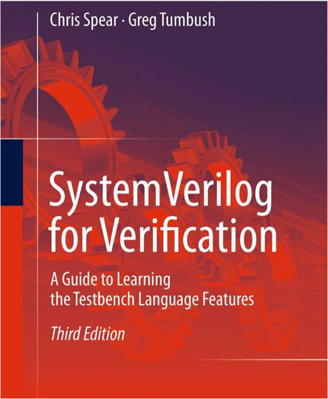 Welcome to Chris Spear's SystemVerilog Page